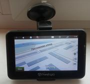 продам GPS навигатор geovision 4141BT