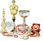 Кубки,  награды,  медали,  плакетки,  сувениры