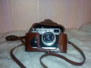 Продам фотоаппарат Зоркий-4 в отличном состоянии