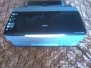 цветной принтер сканер копир 3 в одном EPSON