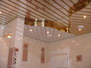 Реечный потолок в Усть-Каменогорске