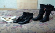 Обувь, р.39-40, женская