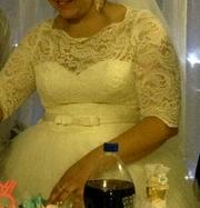 Продам срочно!!! Свадебное платье