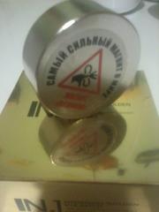 неодимовый  магнит  Великан   Усиленной мощности 55-25 в контейнере