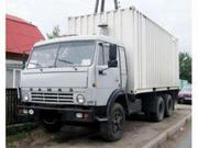 КАМАЗ 53212 96г.в. термобудка